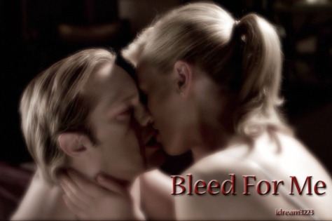 Bleed for Me Banner