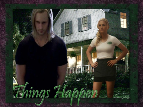 Things Happen Banner